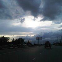 Heavy cloud, no rain - Вот такое вот хреновое лето, Зафарабад