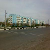 51 & 55 Lenin St., Gafurov - Гафуров, ул. Ленина, д.51, 55, Кайракуум