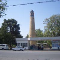 minaret, Канибадам