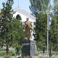 Ленин на кругу в Табошаре, Кансай