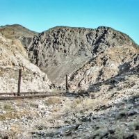 Кансайские горы в районе старой шахты, Кансай