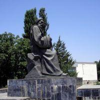 Rudakys monument (Panjakent), Пенджикент