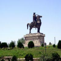 Devastich Monument (Panjakent), Пенджикент