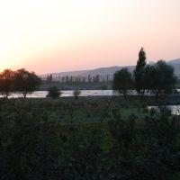 Река Зеравшан, Пенджикент