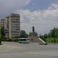 Devaschtitsch Denkmal, Пенджикент