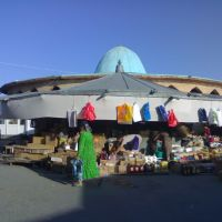Markt, Пенджикент