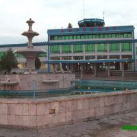 airport Khujand, Чкаловск