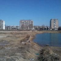 незаполненное озеро, Чкаловск