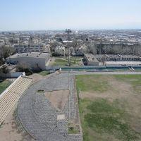 стадион, далее бассейн, Чкаловск