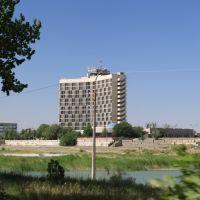Вид на гостиницу, Чкаловск