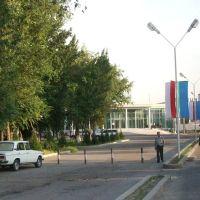 Аэропорт Худжанда, Чкаловск