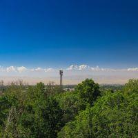 Вид на горы, Чкаловск