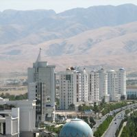 Ashgabat, up-to-date apartments, Ашхабад