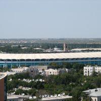 Ashgabat, the Kopet-Dag Stadium, Ашхабад