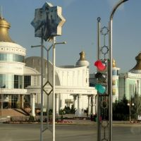 Puppet Theatre (Ashgabat, Turkmenistan), Ашхабад