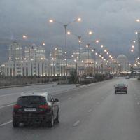 City Lights (Ashgabat, Turkmenistan), Ашхабад