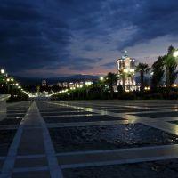 парк им. Атамырата Ниязова, Ашхабад