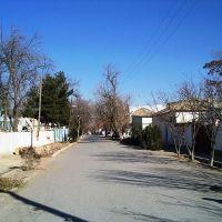Центральная дорога, Бахарден