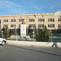 Здание бывшего райисполкома, Бахарден