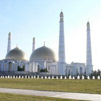 Мавзолей и Мечеть Киптчак, Безмеин
