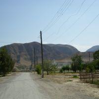 village in mountain. деревушка в горах, Безмеин