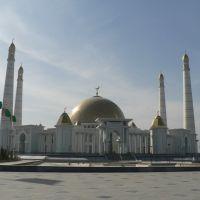 Kypchak mosque, Безмеин