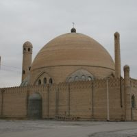 Mosque in Abadan village, Безмеин