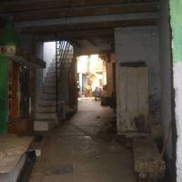mathura interior, Дарваза