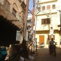 ghati bahalrai, mathura 1, Дарваза