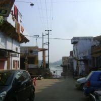 yamuna ghat,  mathura. uttar pradesh india., Дарваза