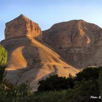 نمایی از کوه دولولی, Душак