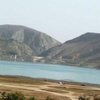 Dam lake, Душак