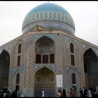 Khajeh Rabis Tomb in Mashhad...آرامگاه خواجه ربیع در مشهد, Душак