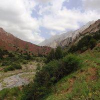 کوههای هزار مزگت, Душак