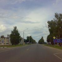 Р-93 Могилев - Бобруйск (на Могилев). Кировск, Кировск