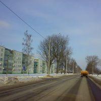 Р-93. Кировск, Кировск
