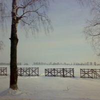 Зима. Метели, Кировск