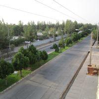 بلوار شهید بهشتی سرخس, Серахс