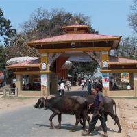 Nepalganj border India Nepal (Jamunaha / Rupaidha Bazaar), Кара-Кала