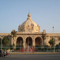 State assembly house at lucknow., Кара-Кала