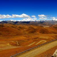 Himalayas Range-Shot in China-喜马拉雅山脉-摄于中国, Кара-Кала