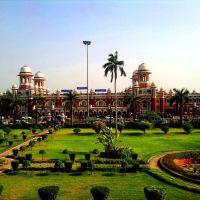 Charbagh, Raiway Station Lucknow Jn., Кара-Кала