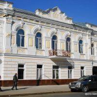 дом по ул К.Маркса, Уфра