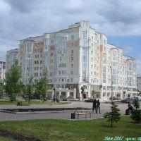 дом по ул.Кирова 5, Уфра