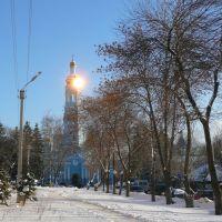 Храм Рождества Пресвятой Богородицы, Уфра