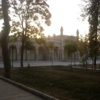 sanitarium Saparmurat Turkmenbashi. санаторий Туркменбаши, Байрам-Али