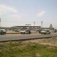 new market. новый рынок, Байрам-Али
