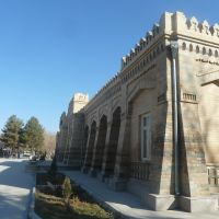 Bayramaly health resort (begining XX c.), Захмет