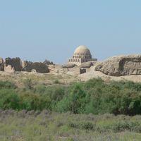 Ruins of Merv, Захмет