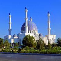 New mosque, Мары